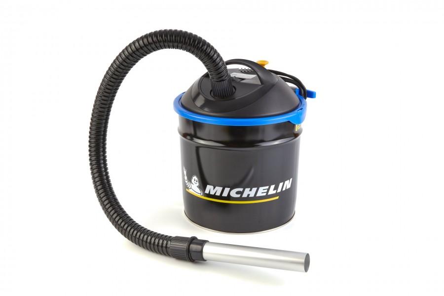 Michelin Aszuiger, Stofzuiger 900 Watt, Inclusief Stoffilter