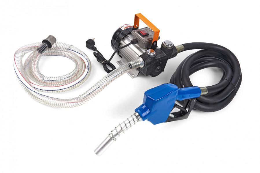 HBM 230 Volt Elektrische Dieselpomp, Stookoliepomp 550 Watt