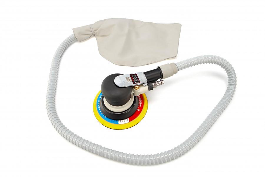 HBM 150 mm Vacuum Pneumatische Excentrische Schuurmachine