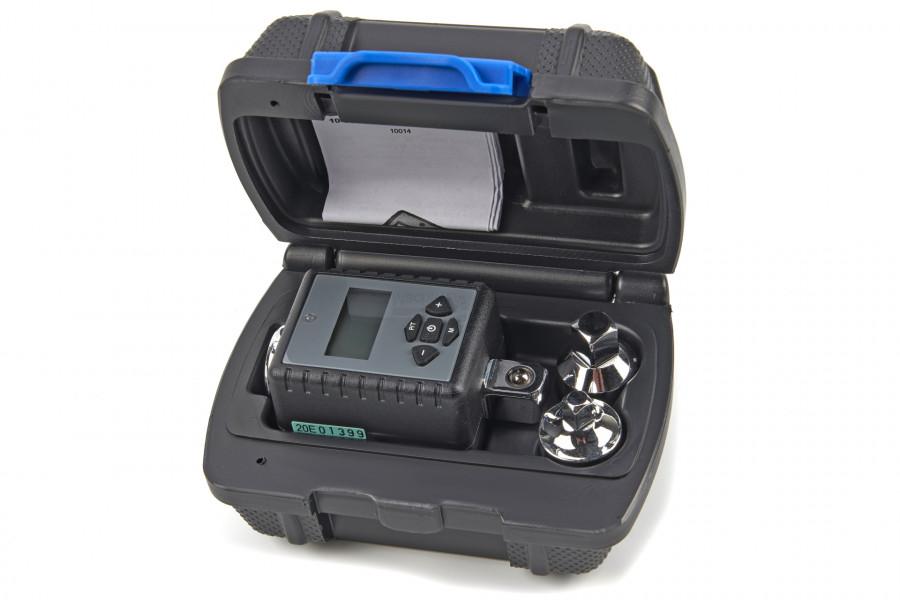 HBM 3 Delige Professionele Digitale Momentmeter van 10 tot 200 NM met 1/2