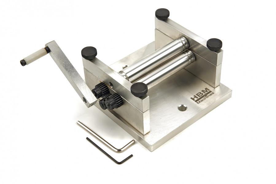 HBM 75 mm Mini Plaatwals