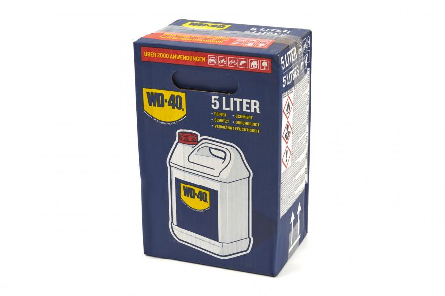 WD-40 Multispray 5 Liter Jerrycan