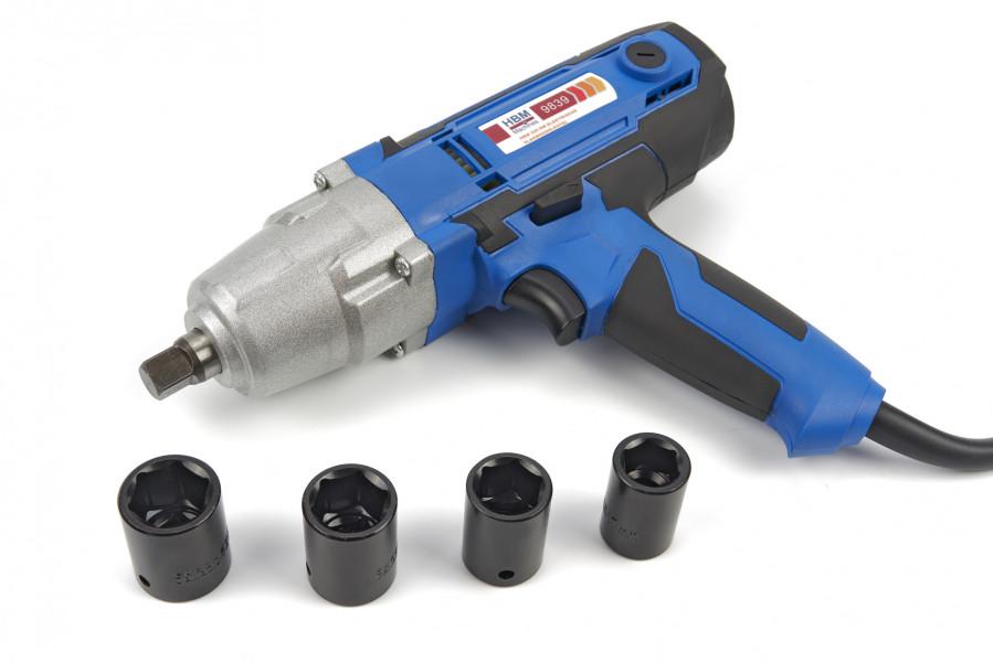 HBM 320 Nm Elektrische Slagmoersleutel