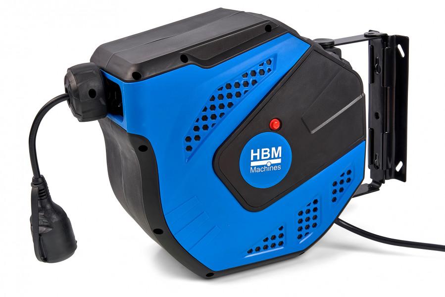 HBM Professionele Automatische Stroomhaspel / Kabelhaspel