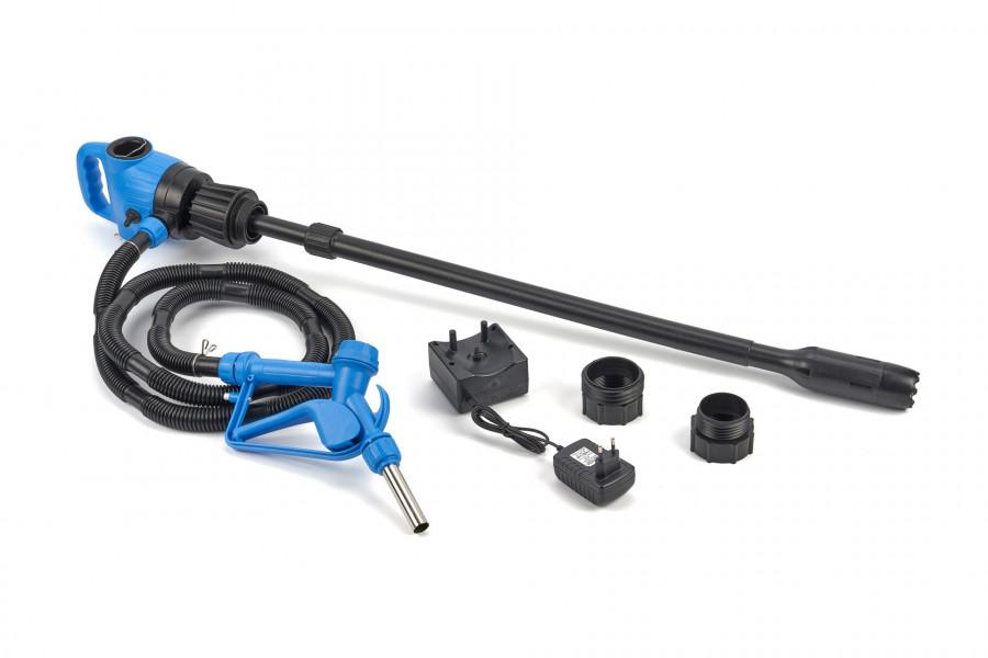 HBM Oplaadbare Vatpomp Voor Adblue en Water Basis Vloeistoffen