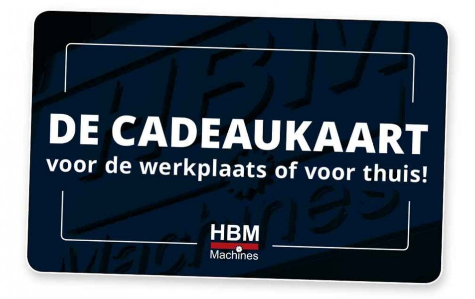 HBM Cadeaubon 75 Euro