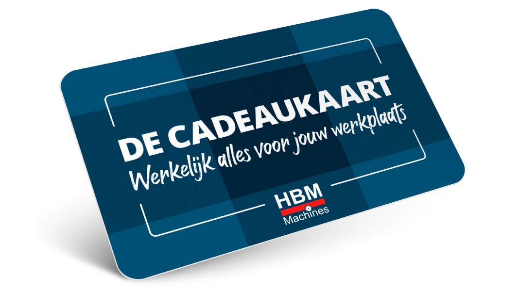 HBM Cadeaubon 50 Euro