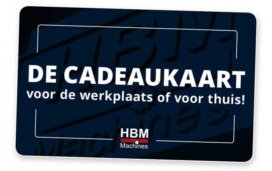 HBM Cadeaubon 10 Euro