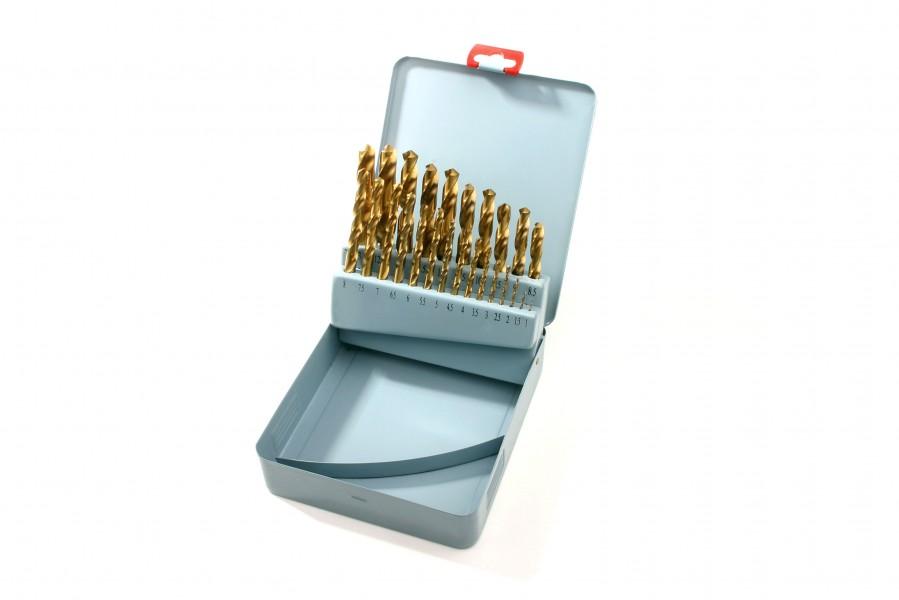 HBM 1-13x0,5mm HSS - TIN Gecoate Borenset