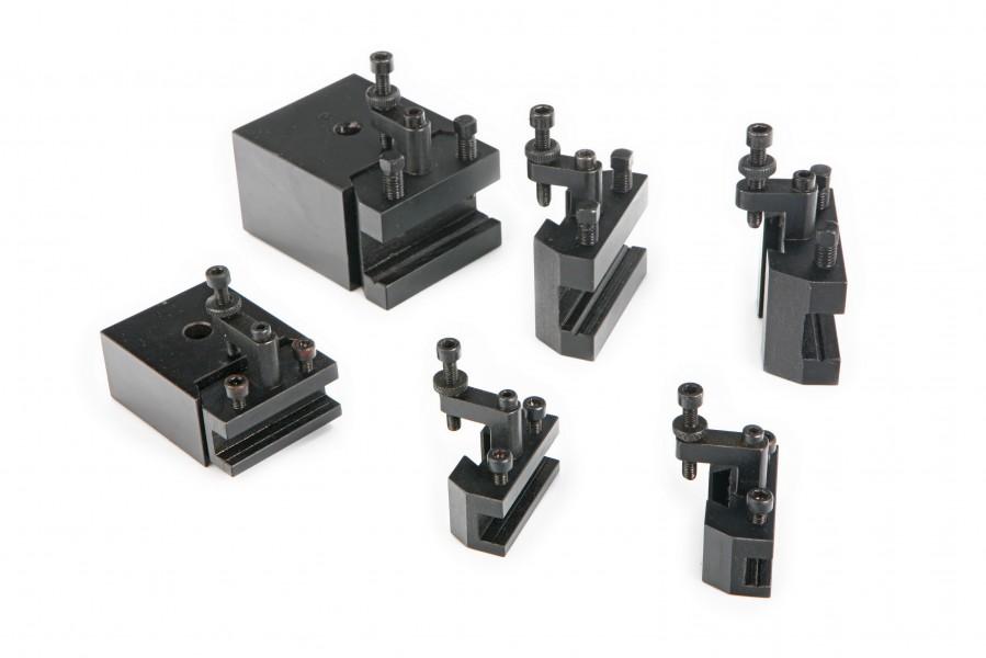 HBM Snelwisselhouders Model 1 - Model 2