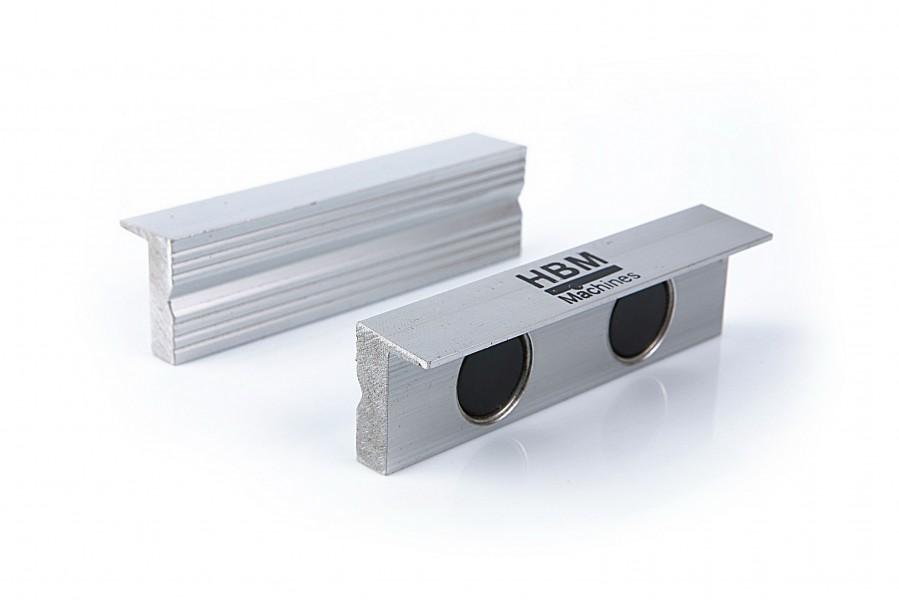 HBM Aluminium Opzetbekken voor in de Bankschroef