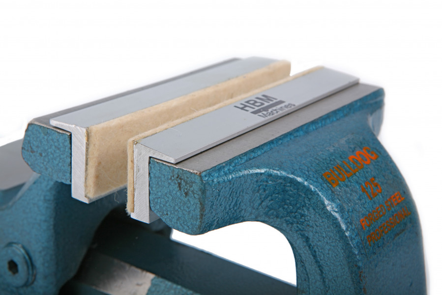 HBM Aluminium Opzetbekken met Vilt