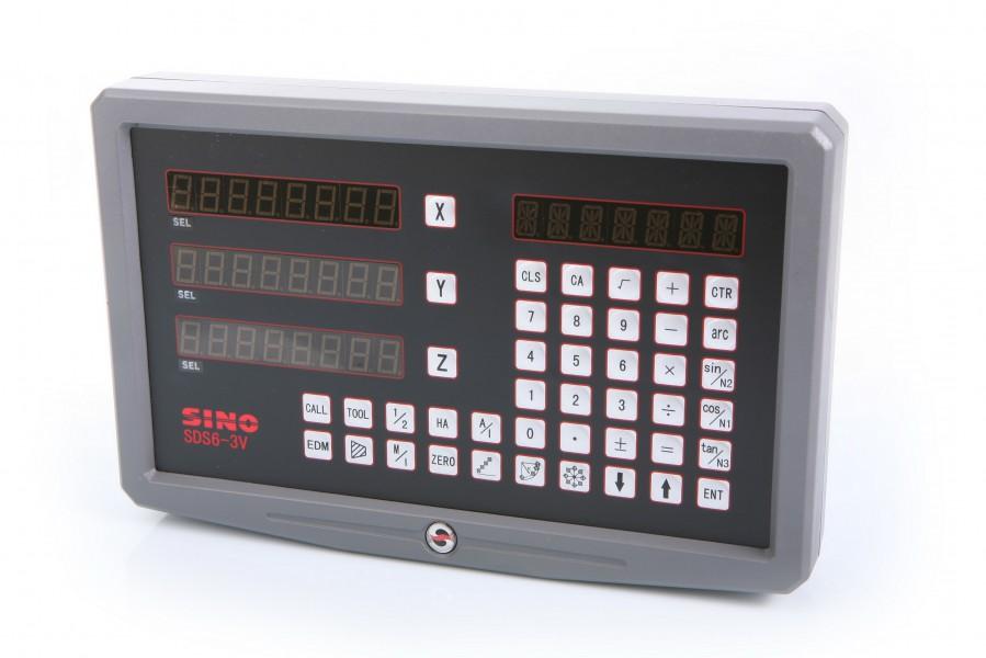 SINO 3 Assige Digitale Uitleeskast SDS 6 - 3V