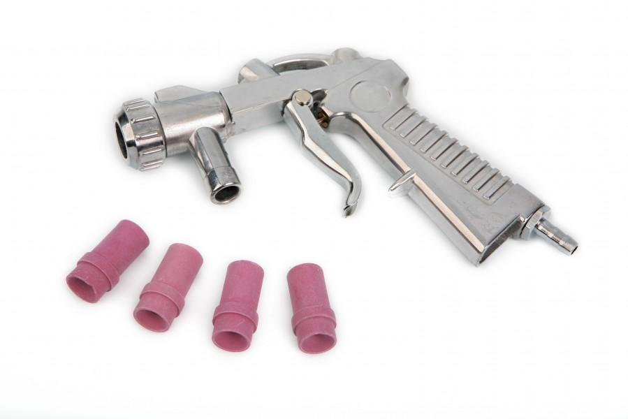 HBM Straalpistool met nozzles Type 1