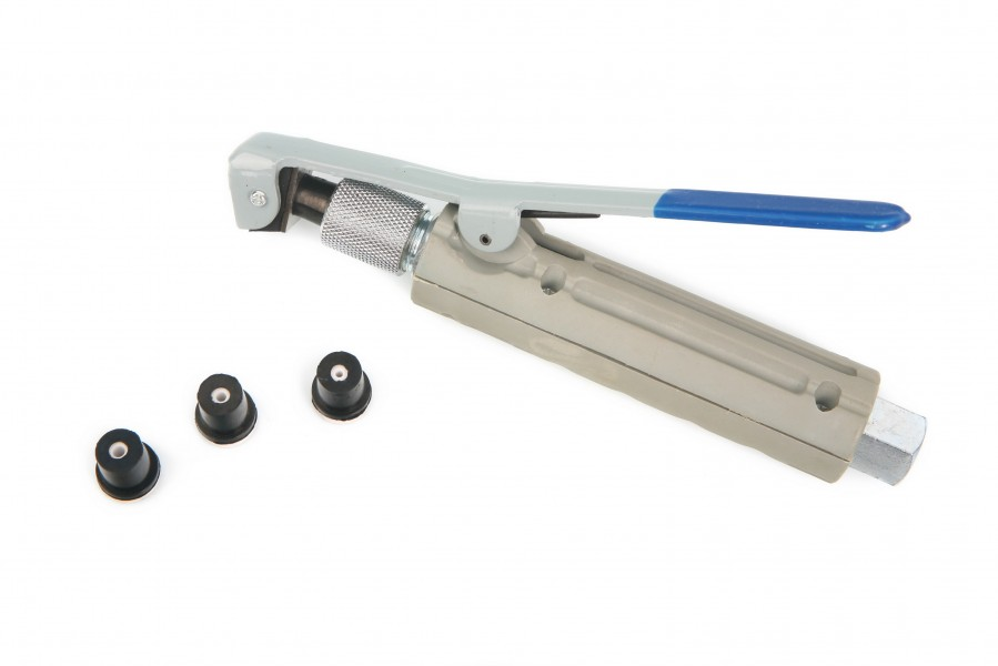HBM Straalpistool met nozzles Type 2