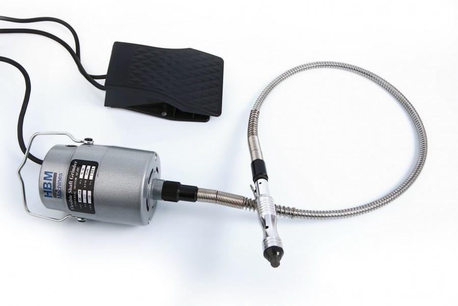 HBM Hangmotor / Freesmotor Model 2