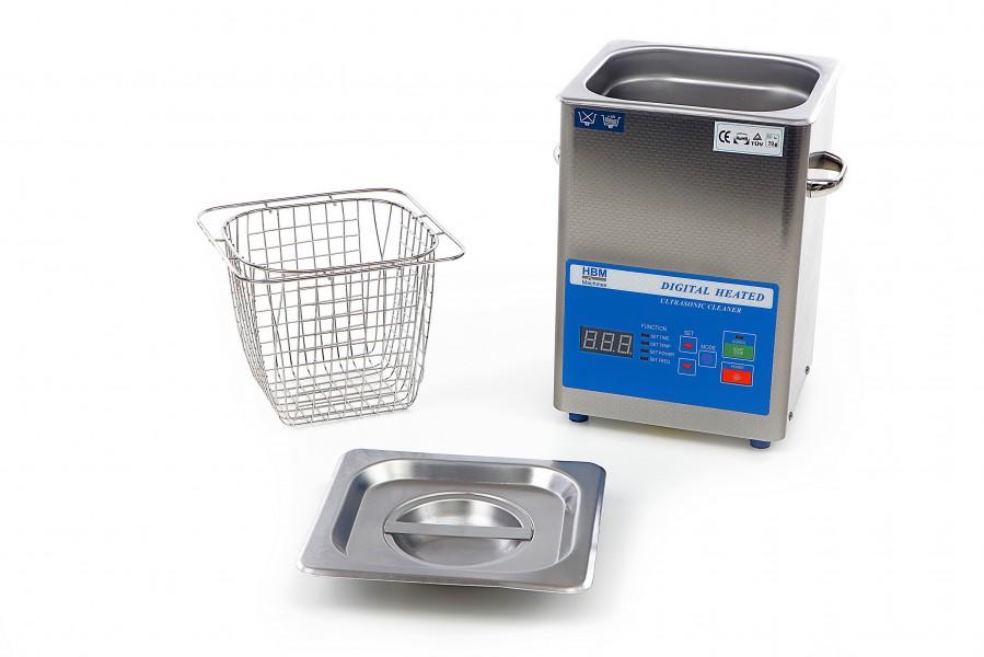HBM 2,5 Liter Professionele Ultrasoon Reiniger