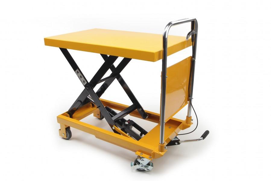 HBM 300 Kg Verrijdbare Werktafel / Heftafel
