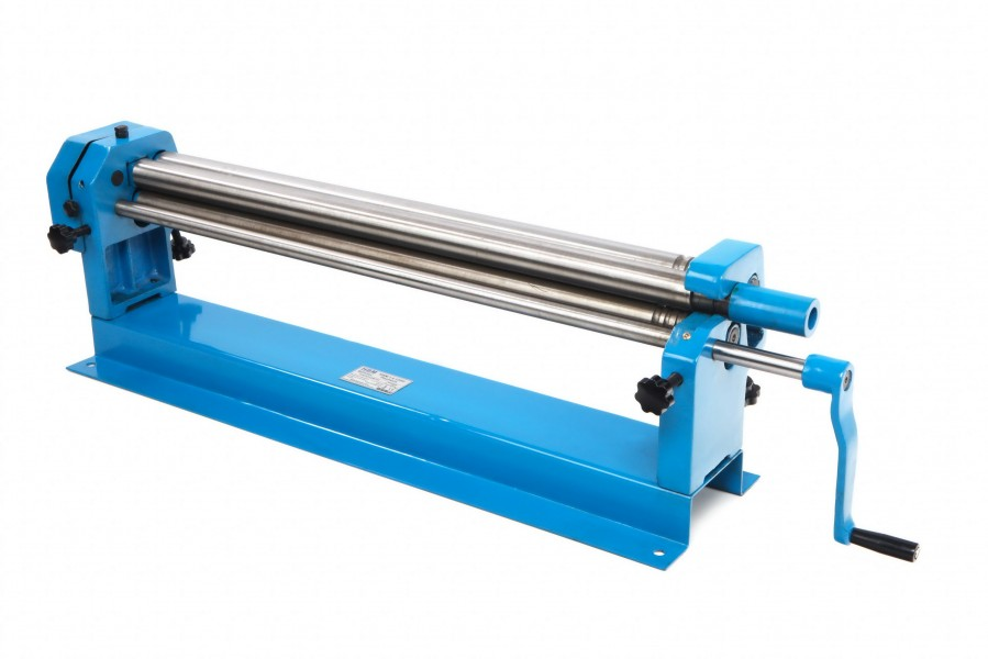HBM 1 x 1000 mm Plaatwals