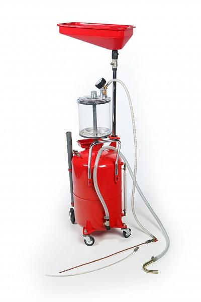 HBM A Olie opvangsysteem / Olie Afzuiger, Olie Remover