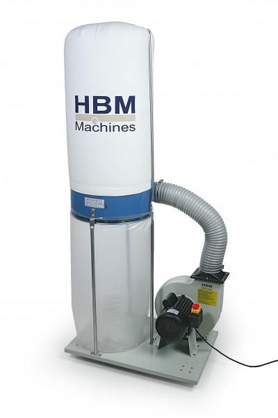 HBM Losse stofzakken voor HBM Stofafzuigingen