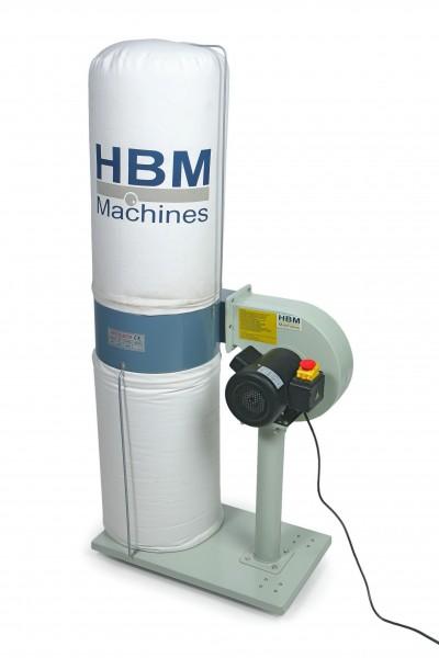 HBM 100 Stofafzuiginstallatie