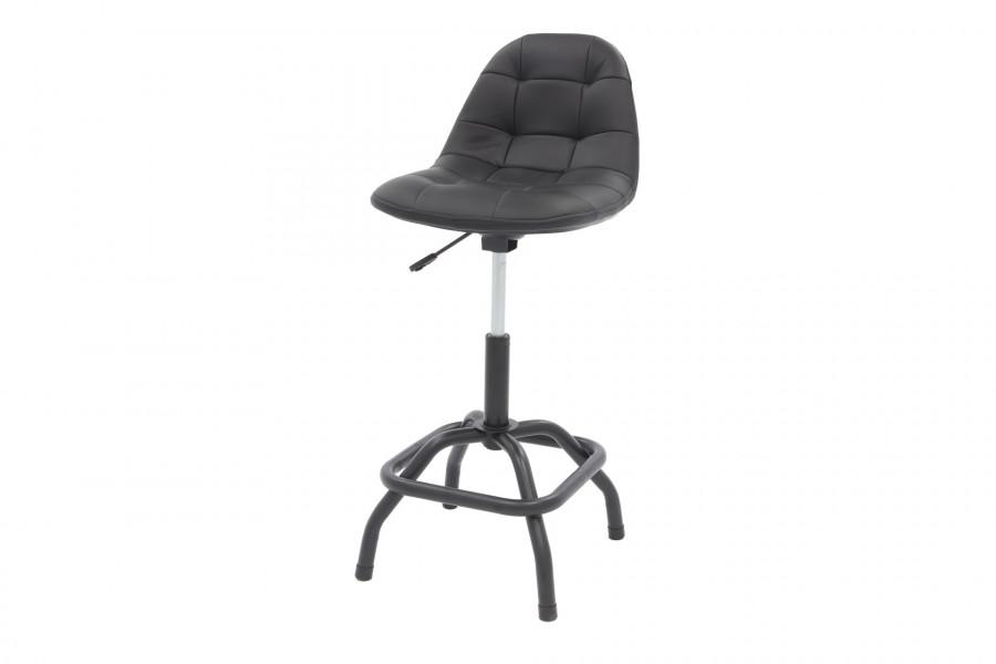 HBM Professionele Werkplaatsstoel, Werkstoel Met Gasveer – Model 2