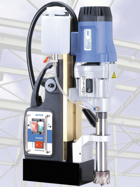 Jepson Magpro 50/2s Professionele Magneetboormachine