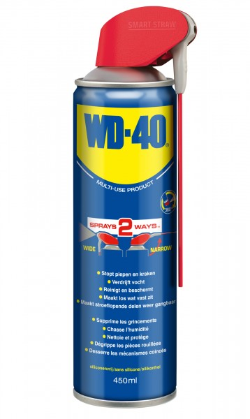 WD-40 Multispray 450ml Smart Strawl