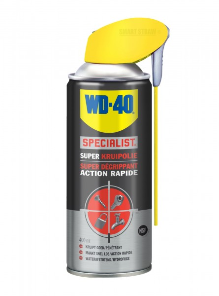 WD-40 Super kruipolie 400 ml