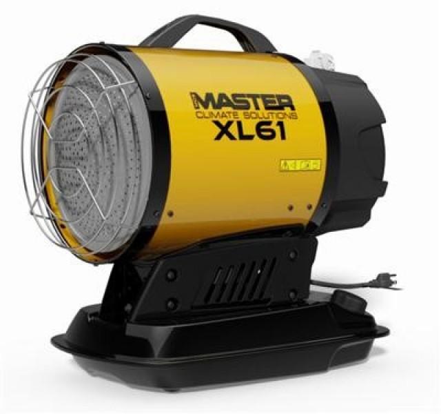 Master Infrarood Diesel Heater XL 61, 17kW