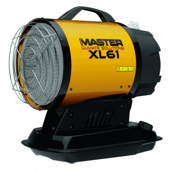 Master XL61 Diesel Infrarood Heater 17kW